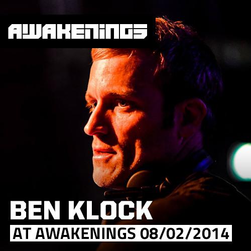 Ben Klock at Awakenings Klokgebouw Eindhoven 08-02-2014