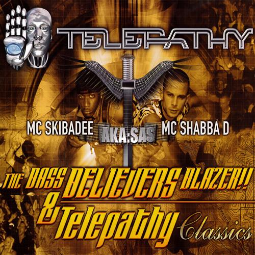DJ Funky Flirt Feat. MC Stevie Hyper D - Telepathy The Bass Believers Blazer