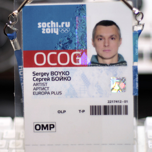 Dj BOYKO - Olympic Games 2014 In Sochi, Live On Medals Plaza :: Opening Days, February 8