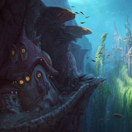 Hallberg - Undersea City