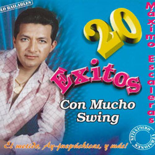 MAXIMO ESCALERAS - 20 EXITOS CON MUCHO SWING