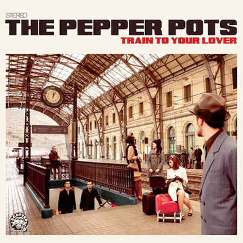 The Pepper Pots - 'Wanna Blindly Trust in You'