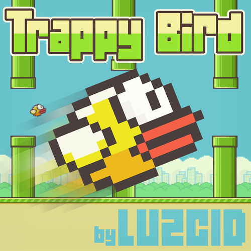 TRAPPY BIRD by LUZCID