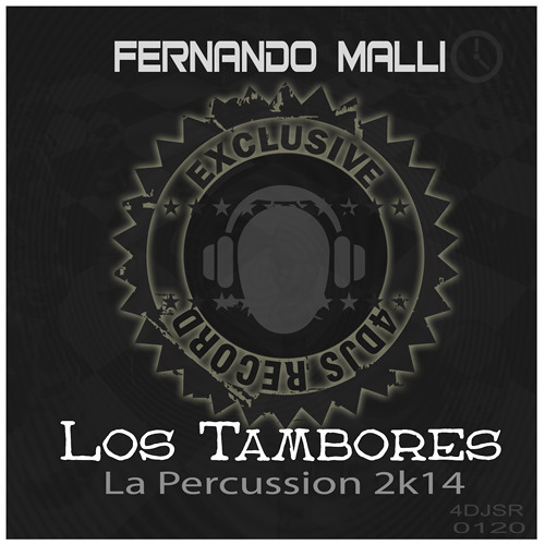 Fernando Malli - los Tambores ( La Percussion 2k14 mix)