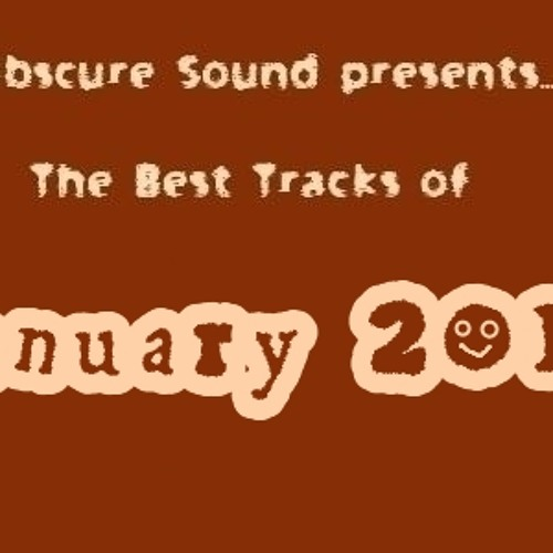 Obscure Sound - Best of January 2014