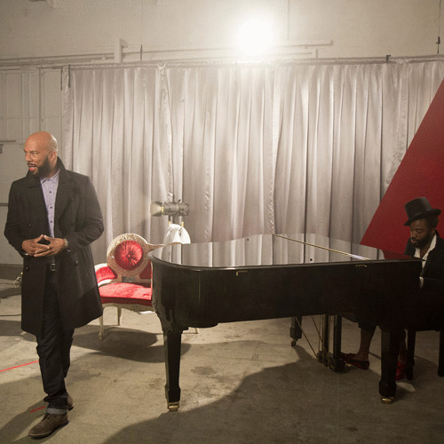 Dear Diamond - Blaqstarr Feat. Common