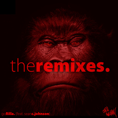 "Cash Hollistah ""goRilla. (Milliyonic Mix) (feat. Milliyon) [remixed by Black Knight]"""
