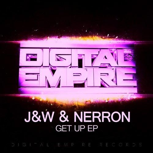DER0299: J&W & Nerron - Get Up EP [Out Now Beatport]
