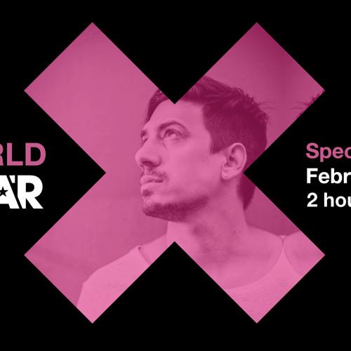 Sudam World w/ KINTAR @ Frisky Radio // February 2014 -  special 2hs set (Free Download)