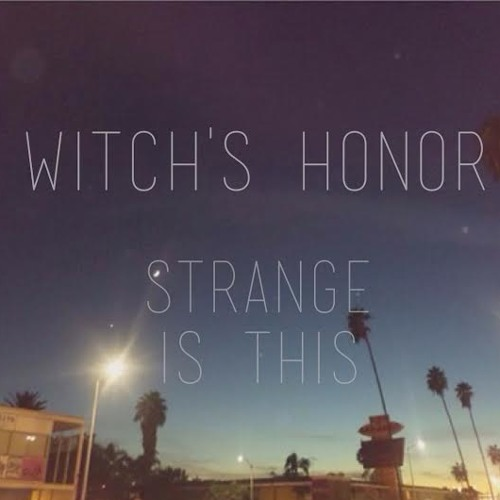 Strange Is This