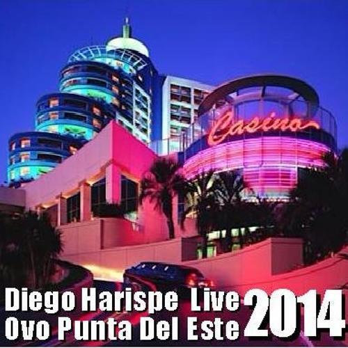 Diego Harispe Live @ Ovo Conrad Punta Del Este 2014