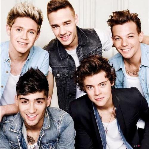 One Direction - Through The Dark (chorus)