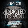 Radio EMP Napoli - AVICII - Addicted To You (creato con Spreaker)