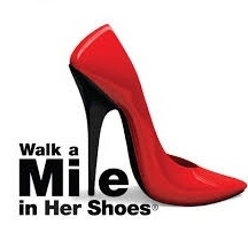 A Mile In Your Shoes (in collaboration with Alex Cunningham)