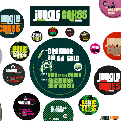 Jungle Cakes Mix | Landrunner