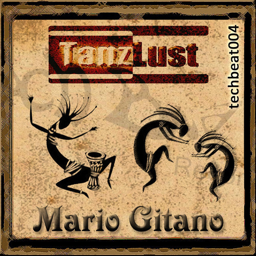 Mario Gitano - Tanzlust (Original)