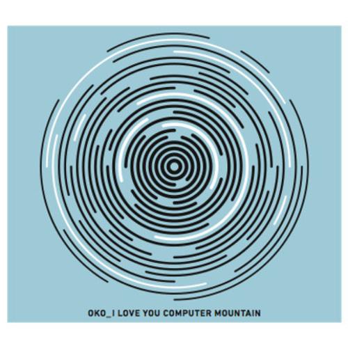 OKO_I Love You Computer Mountain