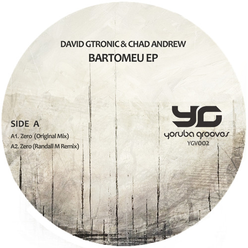 A1. David Gtronic & Chad Andrew - Zero (Original Mix) - Preview - YGV002