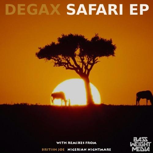 Degax - Safari (Julius Pescador Remix)