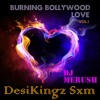 DesiKingz SXM BURNING BOLLYWOOD LOVE Non Stop Mélange Mix Vol.1 - DJ MERUSH