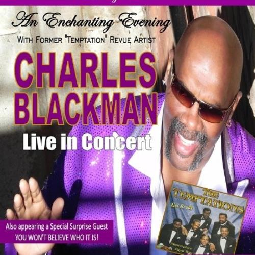 R&B 30/30 Bar and Lounge Mar 1 with Charles Blackman