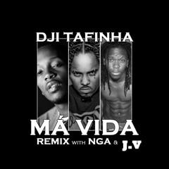 Nga ft Dji Tafinha e J.V  - Ma Vida 2014