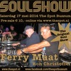 A Sunday Soulshow jingle - Graham Central Station in the 70th