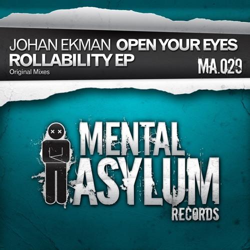 Johan Ekman - Rollability (Original Mix)