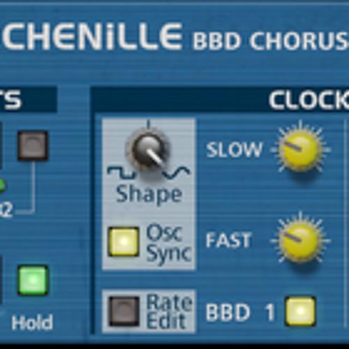 Chenille Synth Demo 1