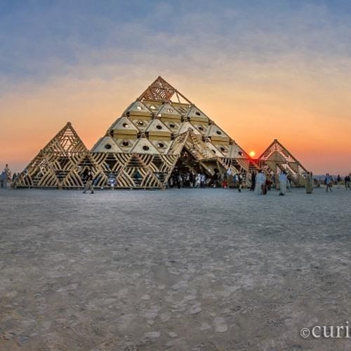 Journey Home - Burning Man Decomp 2013 (Live)