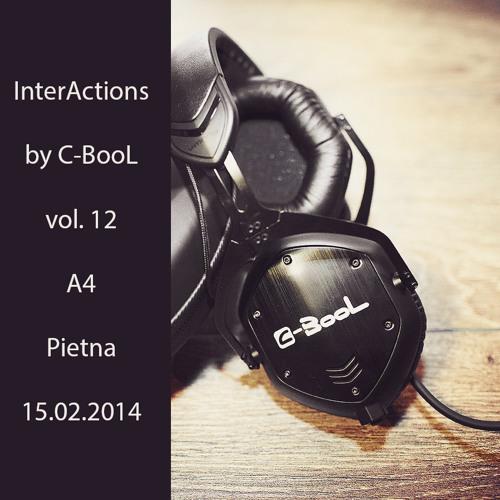 InterActions by C-BooL vol. 12 - Discoplex A4 - Pietna - 15.02.2014