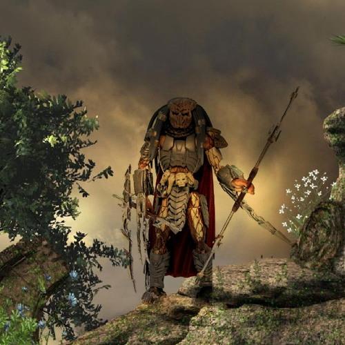 Ancient Predator - Bleeding Fingers Contest