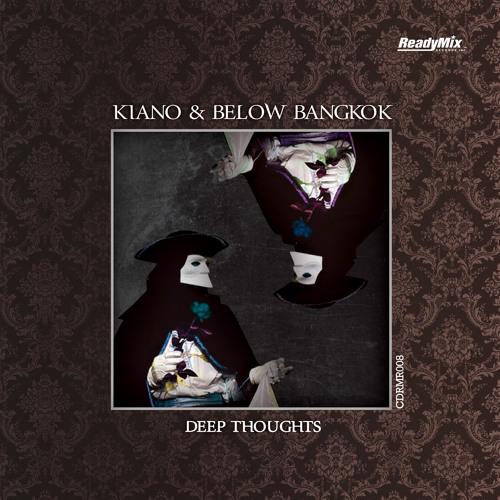 CDRMR008: Kiano & Below Bangkok - Deep Thoughts (LP) - Ready Mix Records