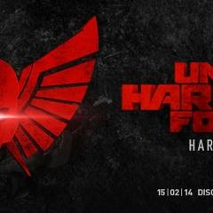 Akira @ United Hardcore Forces ( Hard As Stone ), Florida, Italy, 15-2-2014