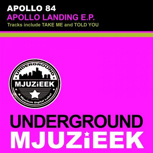 OUT NOW! Apollo 84 - Take It (Original Mix)
