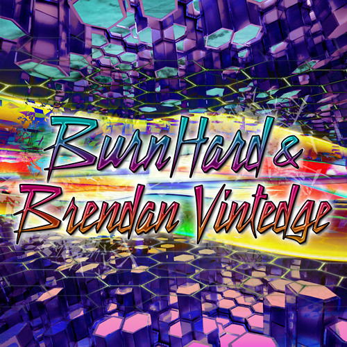 BurnHard & Brendan Vintedge - Purple Rain (Album Clip)