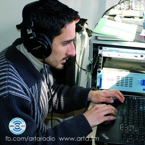 ARTA FM - 17.02.2014 - النشرة السريانية