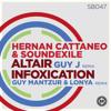 SB047 | Hernan Cattaneo & Soundexile 'Altair' (Guy J Remix)