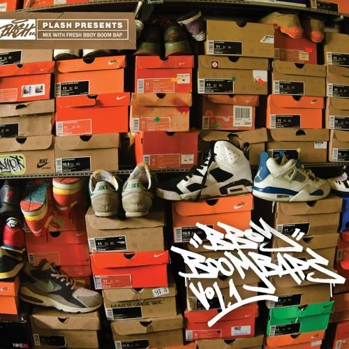Plash-Bboy Boom Baps v1