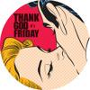 THANK GOD IT´S FRIDAY EP2 (1st hour set mixed Live By Dj DLUX)