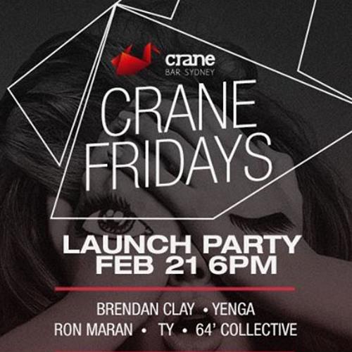 Ron Maran - Crane Fridays Teaser Mix