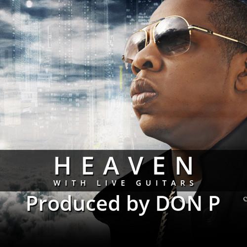 DON P - Heaven W/Live guitars (www.don-p.com)
