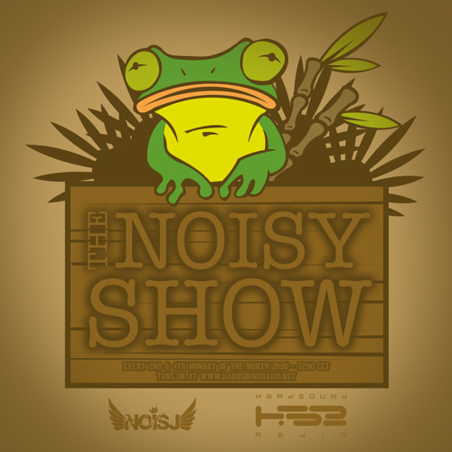 Stolen Cult & Suvjet - The Noisy Show Feb 2014 - HardSoundRadio