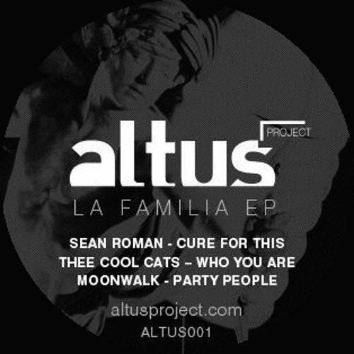 ALTUSFREE01: Sean Roman - Cure For This (Original)
