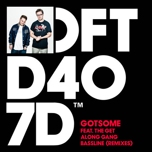 Gotsome - Bassline (Chocolate Puma Remix) [Defected]