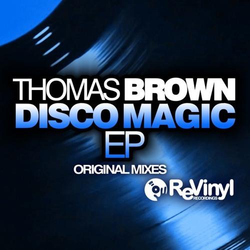 Thomas Brown - Disco Magic