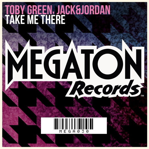 Toby Green, Jack&Jordan - Take Me There (OUT NOW)