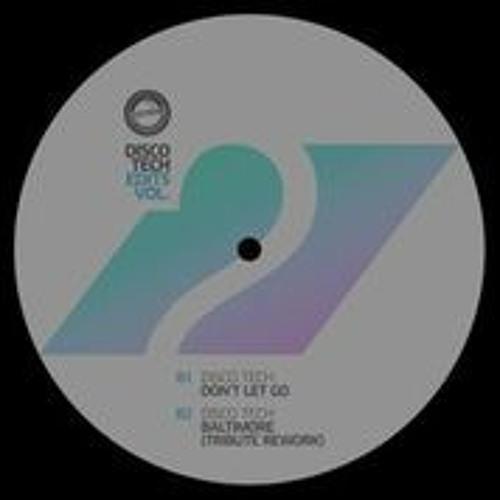 DISCO TECH EDITS VOL.2  Feat. LTJ - LATE NITE TUFF GUY - DISCO TECH (preview)   RELEASE MARCH 10