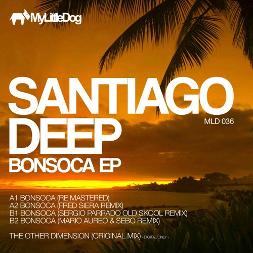 Santiago Deep - The Other Dimension (Original Mix)