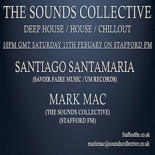 The Sounds Collective Mark Mac And Santiago Santamaria